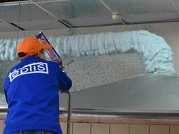 Напыляемый полиуретановый утеплитель Teplis GUN 1000 мл. - фото 8