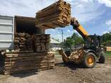 Oak lumber/timber/board unedged, half-edged, edged - photo 2