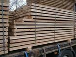 Oak lumber/timber/board unedged, half-edged, edged - photo 4