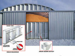 Storages for grain - фото 1