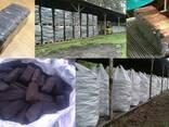 Топливные брикеты из торфа (Fuel peat briquettes)
