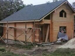 Wood house - фото 3