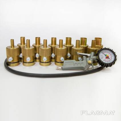 12 nozzles for shock absorber repair. Standart class