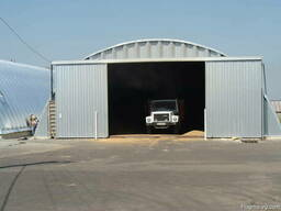 Arch buildings - hangars - photo 3