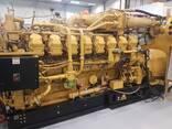 Б/У газовый двигатель Caterpillar 3516, 1998 г. в. 1 000 Квт - фото 5