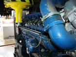 Б/У газовый двигатель MWM TBG 604-V-12, 1988 г. , 590 Квт - фото 7