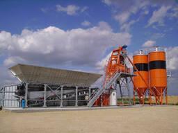 Быстромонтируемый бетонный завод F-60 (60 м3/ч) Швеция - фото 7