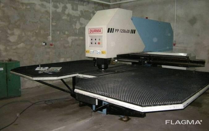Coordinate Punching Press Durma PP 12530
