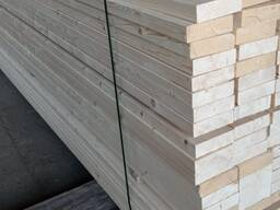 Dry planed timber spruce 45 * 145 * 6000