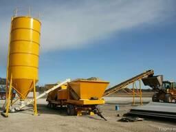 Мобильный бетонный завод SUMAB М-2200 (50-80 м3/час) Швеция - photo 3