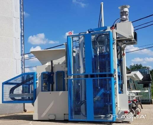 Мобильная блок-машина для больших изделий SUMAB F-12 Швеция