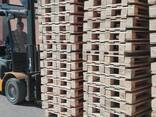Поддоны деревянные любых конфигураций - фото 1