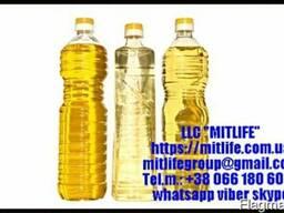 Подсолнечное масло рафинированное Украина - фото 2