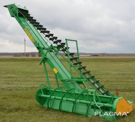 Погрузчик зерна навесной ПЗН-250УД