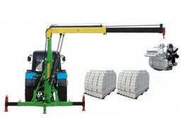 Приспособление Гидравлическое Навесное тракторное ПГНт-1000