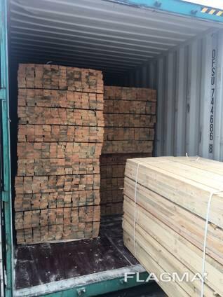 Sell - Sawn Timber (pine) 20-38х90х3000 - 4000(mm) quality 2