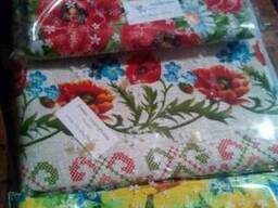Скатерти, полотенца в украинском стиле - фото 2