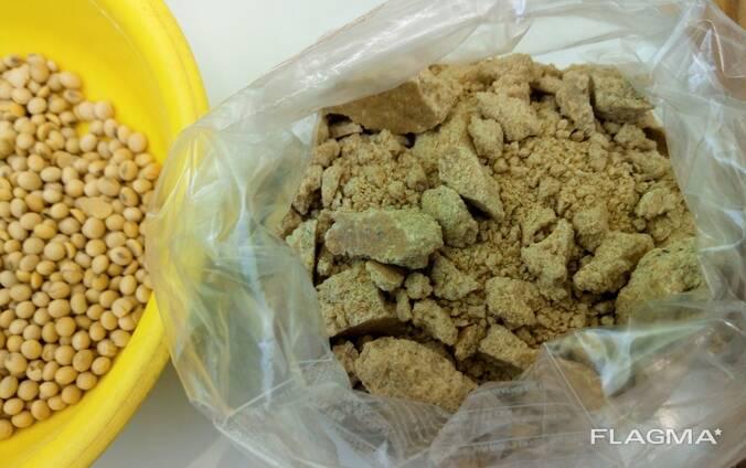 Soybean oil/feed