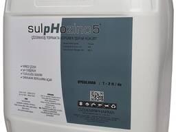 Sulphozinc 5 منظم ممتاز للتربة الزراعية