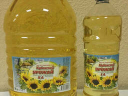 Sunflower oil refined 1L and 5L - фото 2