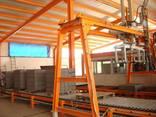 Блок-машина для производства тротуарной плитки R-1000 - фото 6