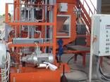 Вибропресс для производства тротуарной плитки, бордюров R300 - фото 4