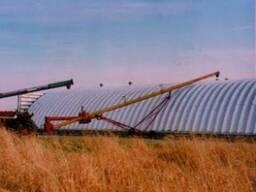 Зернохранилища напольного типа фермерские и припортовые - фото 4